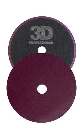 5 5 Quot Heavy Cutting Purple Pad