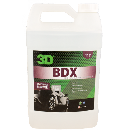 bdx brake dust remover gallon. Black Bedroom Furniture Sets. Home Design Ideas