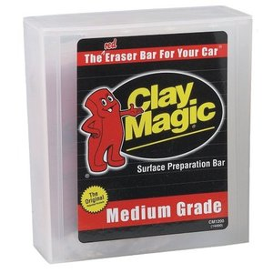 Clay Magic Medium Grade Surface Prep Bar