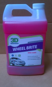 Wheel Brite Wheel Cleaner