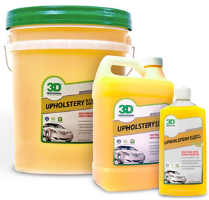 Upholstery & Carpet Shampoo Gallon