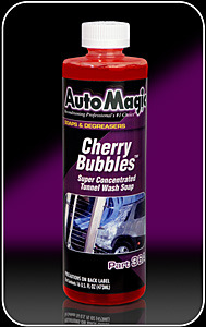 Cherry Bubbles Car Wash Soap