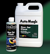 New Car Glaze Gallon