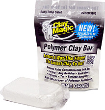 Clay Magic Polymer Fine Grade Clay Bar