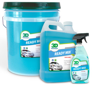 Ready Mix Glass Cleaner 16oz
