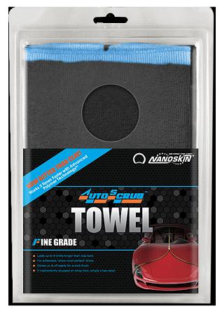 Nanoskin Towel Fine Grade