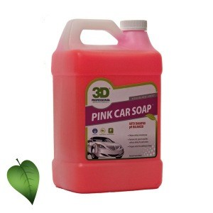 Pink Car Soap California S Finest Detail Supply